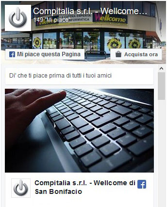 Cover Facebook Compitalia Wellcome Computer