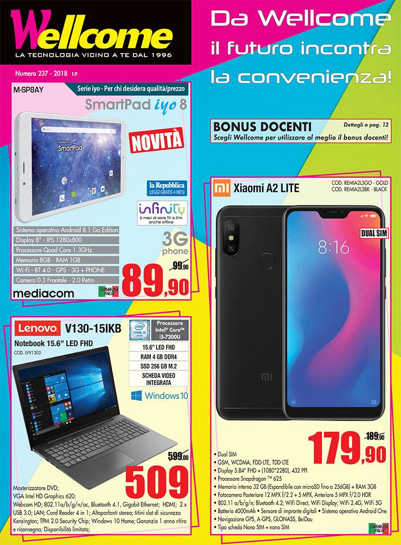 Catalogo Offerte Nov-Dic 2018 Compitalia Srl Wellcome Computer Soave Center San Bonifacio Verona